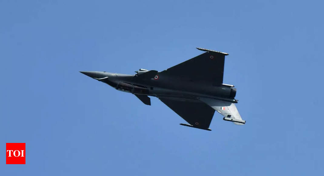 Rafale Fighter Jets: Three more Rafale fighters touch down at Jamnagar airbase | India News – Times of India